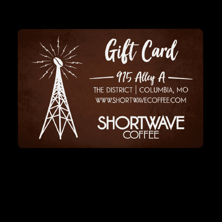 Shortwave Gift Cards